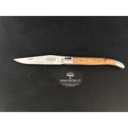 Laguiole, 11cm, Griffmaterial: Wacholder